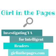 grab button for Girl in the Pages