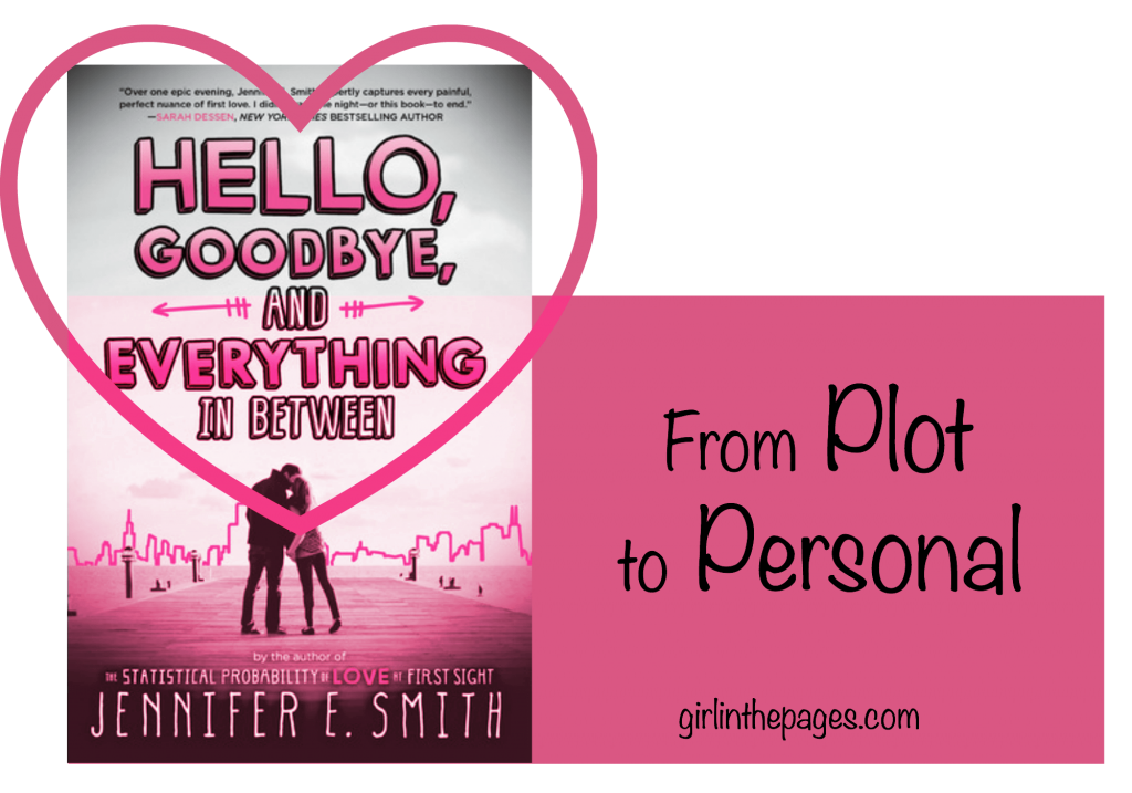Plot to Personal Hello Goodbye(2)