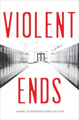 When Tragedy Becomes Incredibly Important: Violent Ends by Shaun David Hutchinson | ARC Review