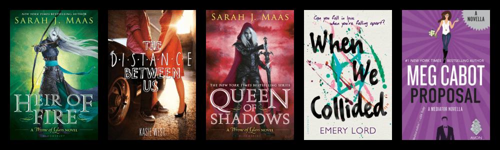 March 2016 Books Read
