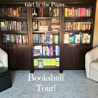Bookshelf Tour!