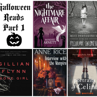 Halloween Reads, Part 1