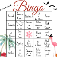 Bookish Bingo: Holiday Edition Participation!
