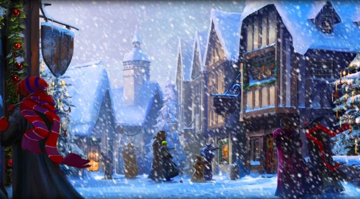 Pottermore_background_hogsmeade_at_christmas