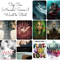 Top Ten New(ish) Series I Want To Start