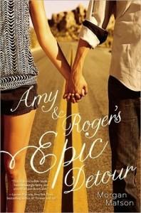 Amy & Roger's Epic Detour by Morgan Matson- Review