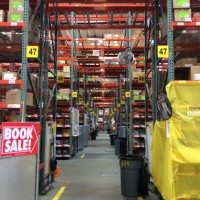 Scholastic Warehouse Sale and Book Haul
