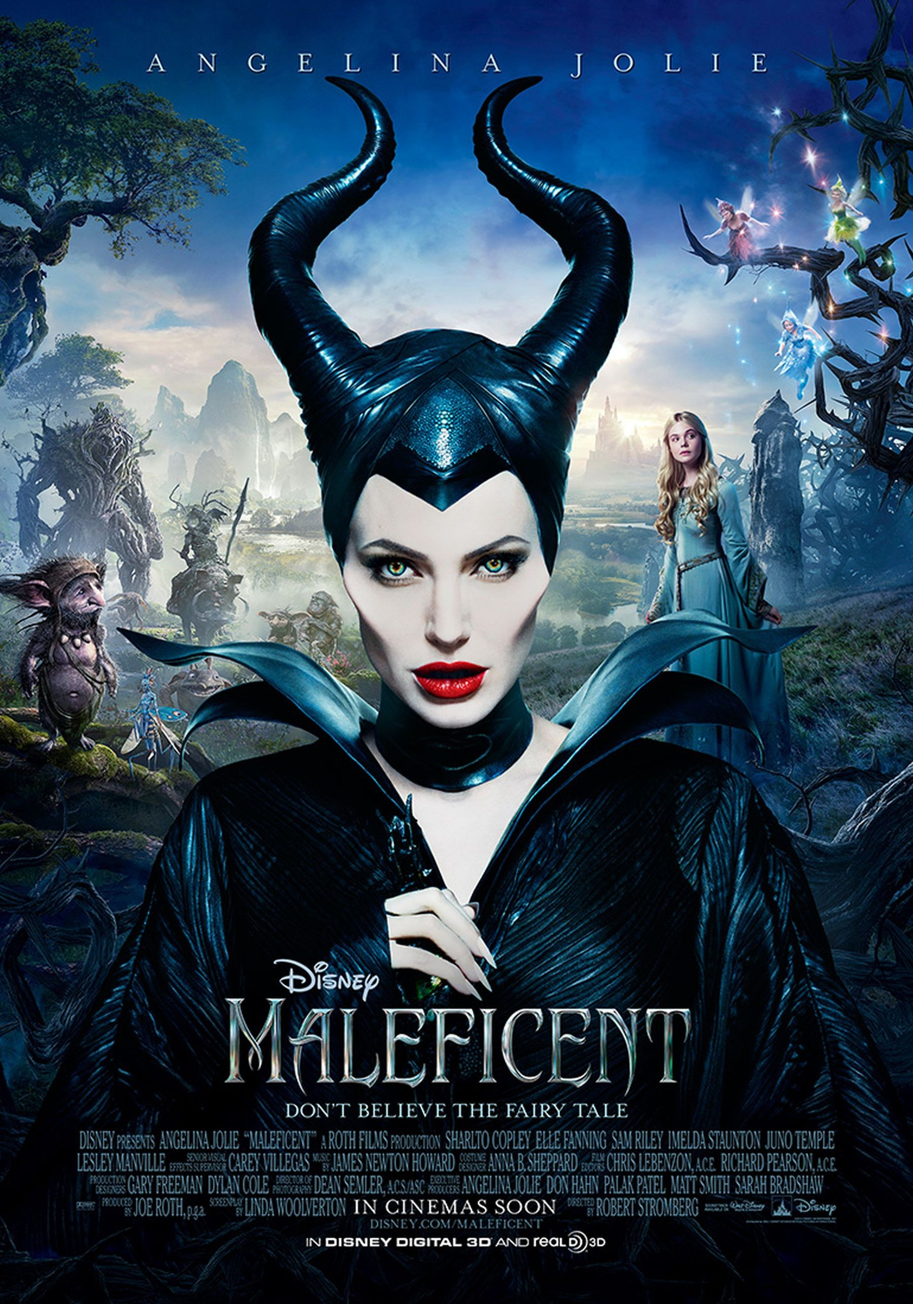Maleficent Thoughts The Queen Of Disney Villains Reclaims