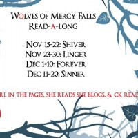 Wrap Up: Wolves of Mercy Falls Read-A-Long & Giveaway Winner