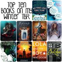 Top Ten Books On My Winter TBR