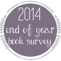 2014 End of the Year Book Survey!