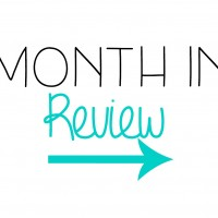 Month in Review: August 2015