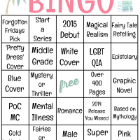 Bookish Bingo: 2015 New Year Edition