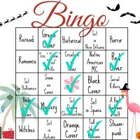 Bookish Bingo Holiday Edition Wrap Up Post