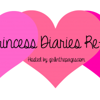 The Princess Diaries Reread & The Start of My YA Love Affair: Books 1-3