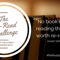 The 2015 Re-Read Challenge Sign Up Post!