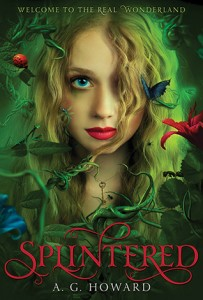 Splintered by A.G. Howard- Review
