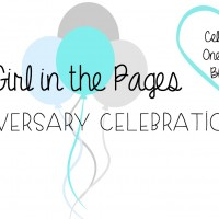 Girl in the Pages Anniversary Celebration & Giveaway!