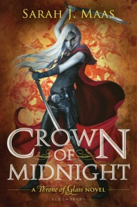 Crown of Midnight by Sarah J Maas | A Review of Redemption