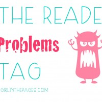 The Reader Problems Book Tag