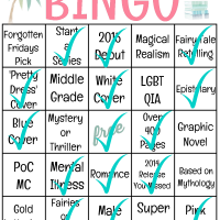 Bookish Bingo New Year's Edition: Wrap Up