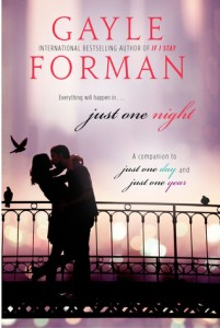 Just One Night by Gayle Forman | Mini Review