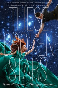 April Book Buddies Review: These Broken Stars