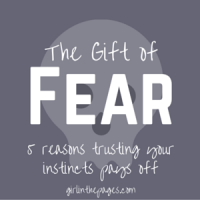 The Gift of Fear: Non-fiction that can save your life