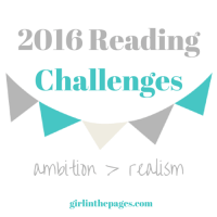 All About Those Challenges: 2016 Reading Ambitions
