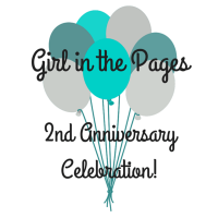 Girl in the Pages Turns 2! | Anniversary Celebration & Giveaway!