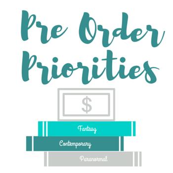 Pre-Order Priorities(1)