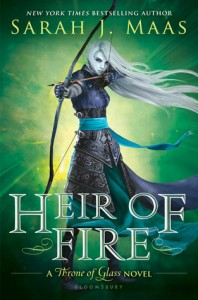 Heir of Fire by Sarah J Maas | Review
