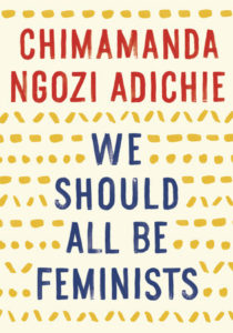 We Should All Be Feminists- A Book Buddies Discussion