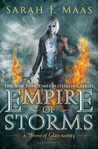 Empire of Storms (Throne of Glass #5) by Sarah J Maas | Review