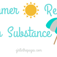 Summer Reads with Substance