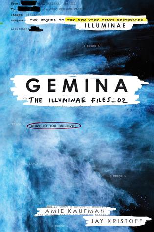 Gemina (The Illuminae Files, #2) by Amie Kaufman, Jay Kristoff