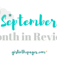 Month in Review: September 2016