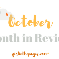 October 2016 Month in Review