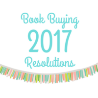 2017 Book Buying Resolutions