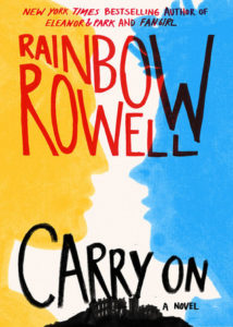 Carry On by Rainbow Rowell   Review
