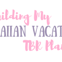Building My Hawaiian Vacation TBR Plan