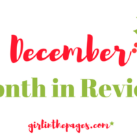 Christmas Recap & December 2016 Month in Review