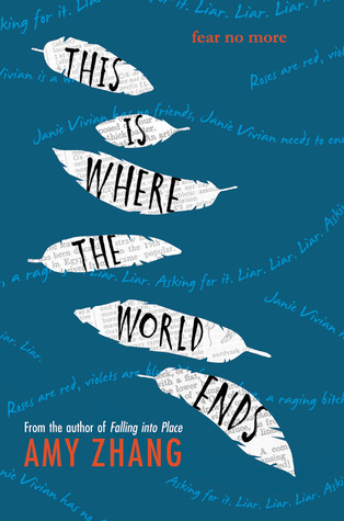 This Is Where the World Ends by Amy Zhang