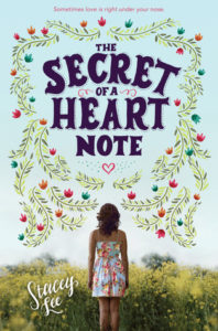 The Secret of a Heart Note by Stacey Lee | Review