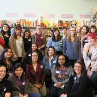 Bloggers and Authors and Brunch, Oh My!
