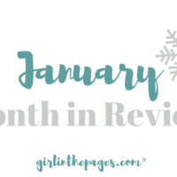 January 2018 Month in Review + Exciting Announcement!!!