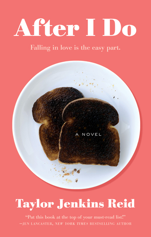Paperback Copy of After I Do by Taylor Jenkins Reid (US Only)