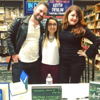 Event Recap: Jeff Zentner and Brittany Cavallaro