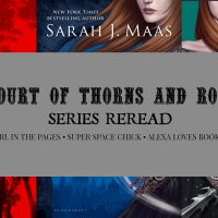 A Court of Thorns and Roses Wrap Up Post + Giveaway