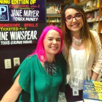 Event Recap: Laini Taylor and Jandy Nelson